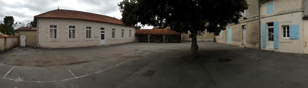 Ecole primaire de St-Fort-Sur-Gironde