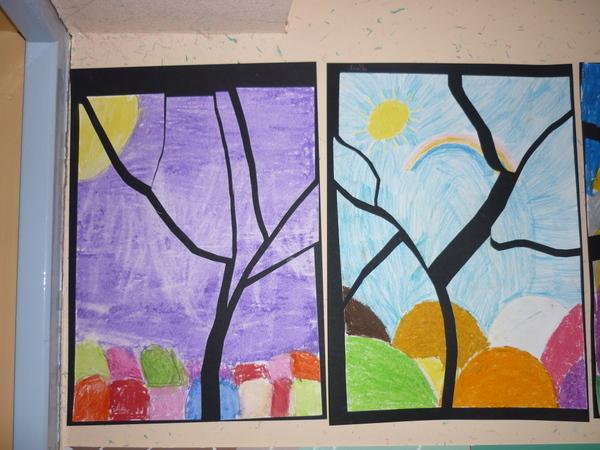 Populaire L'arbre en arts visuels | Blog de l'école de Salles sur Mer QP39